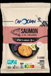 Prêt à poêler <br/>Saumon ASC* ciboulette