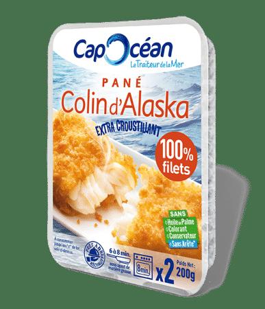 Pané de Colin d'Alaska