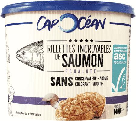 Saumon ASC* & Échalote