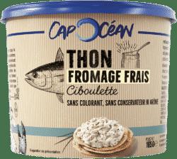 Thon Fromage Frais & Ciboulette