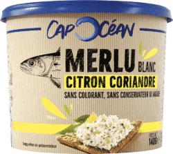 Merlu Blanc Citron Coriandre