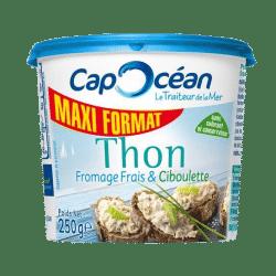 Thon Fromage frais & Ciboulette Maxi