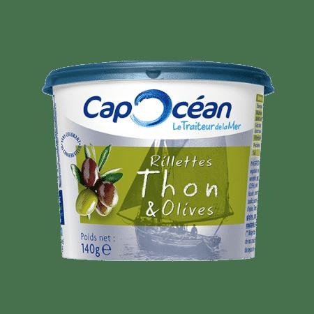 Rillettes de Thon & Olives
