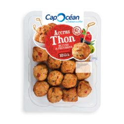 Accras Thon Olives & Poivrons